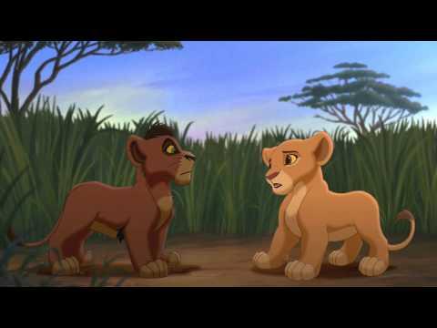 Le Roi Lion 2  L'Honneur De La Tribu dub Complet  Extrait 2 VF