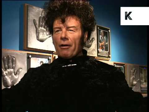 1995 Interview Gary Glitter