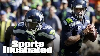Seahawks' Derrick Coleman Says Russell Wilson Needs To 'Do Him' | Sports Illustrated