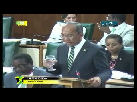 Live Stream Sitting of the House of Parliament - Sectoral Debate pt 4 of 5  - April 16, 2019