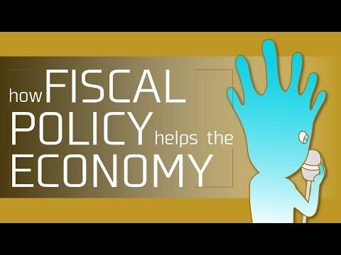 Economics basics: How fiscal policy works
