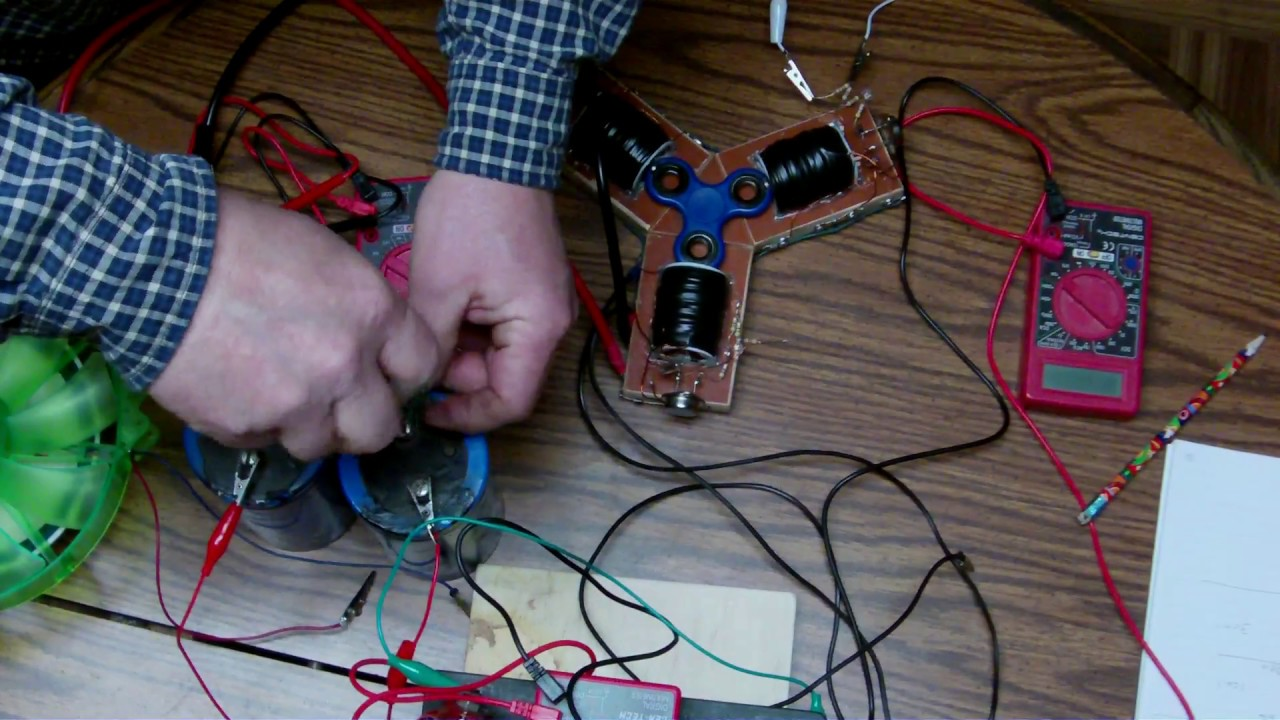 free energy bedini motor how to get more output with less input
