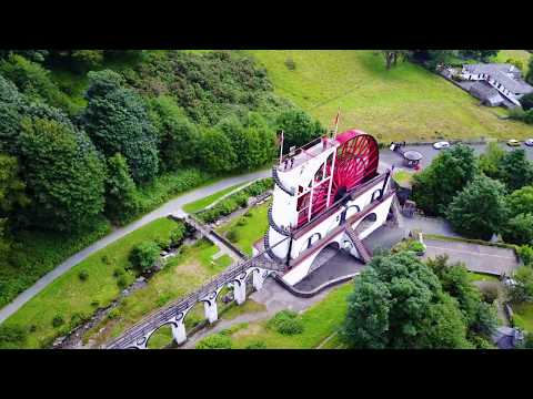 ISLE OF MAN - 4K EPIC TRAVEL DESTINATION!! (DJI MAVIC)