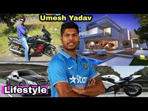 Umesh Yadav,income, Cars, Houses and Luxurious Lifestyle   Umesh Yadav lifestyle