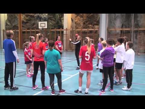 Larvik Håndballskole Odda