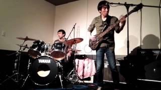 RUINS at Dance Hall BENIBANA Hikone-City, Shiga 吉田達也(Ds) 増田...