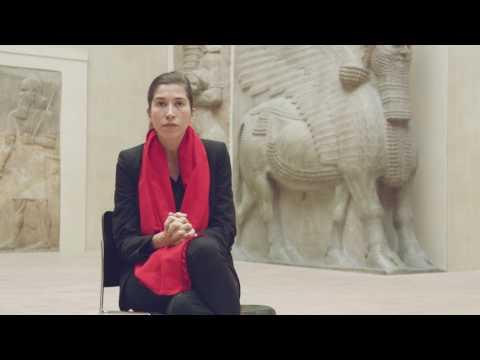 Khorsabad (Irak) par Ariane Thomas - Musée du Louvre