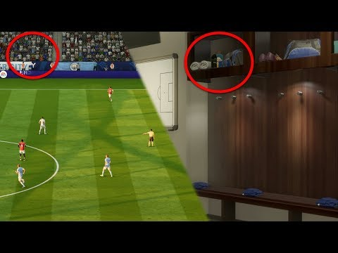 5 Things You Probably Didn't Know About In FIFA 18
