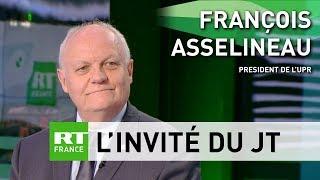 François Asselineau : «Je suis pour des commémorations où on reconnaît l'apport de chacun»
