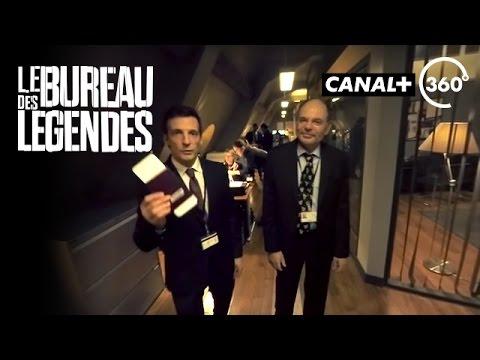 LE BUREAU DES LEGENDES - Dernière mission avant départ - VR 360° CANAL+