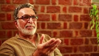 Actor Nassar Talks about Ulaganayagan Kamal Haasan | Kamal 60