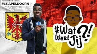 #WATWEETJIJ?! | #35 APELDOORN.