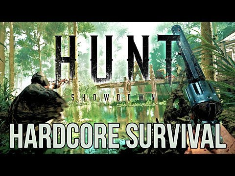 » HUNT: SHOWDOWN! « Hardcore Survival in realistischer Grafik! 🕷 - 4K