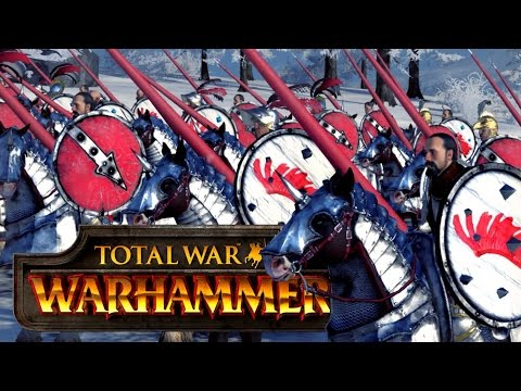 CÓMO SERÍA KISLEV en TOTAL WAR: WARHAMMER