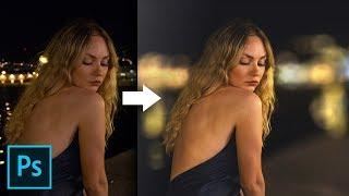 A Simple Way to Add Beautiful Bokeh in Photoshop