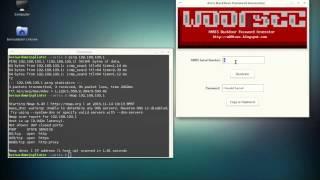 arris cable modem serial backdoor