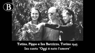 """Isa Barzizza canta """"Oggi è nato l'amore"""" di Pippo Barzizza. Dal film """"Adamo ed Eva"""", 1950"""