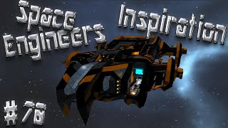 Space Engineers Inspiration - Episode 70: Rordan, Tempest, & Perseus