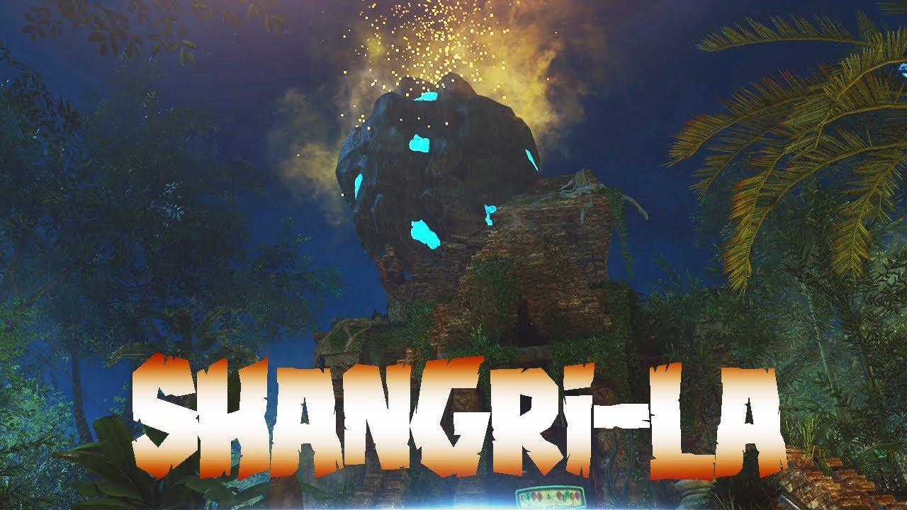 El Stream Más Eléctrico ALV / Easter Egg de Shangri-La y Ascension / Zombies Chronicles Black Ops 3