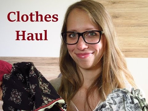 Clothes Haul #3 | House Brand, Reserved, Camaieu, Amisu