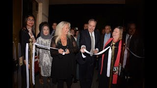 Cairo Opera House Opening with the Ambassador