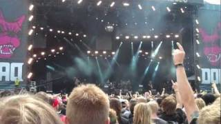 Puddle of Mudd - She Hates Me at Download Festival 2011