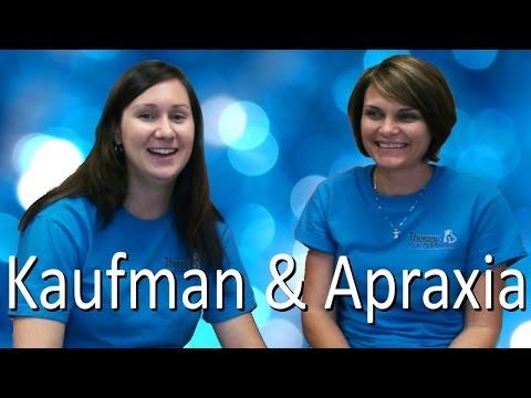 Nancy Kaufman Speech Therapy Technique For Apraxia - Podcast #5