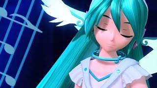 "Hatsune Miku: Project DIVA Future Tone - [PV] ""Electric Angel"" (Romaji/English Subs)"