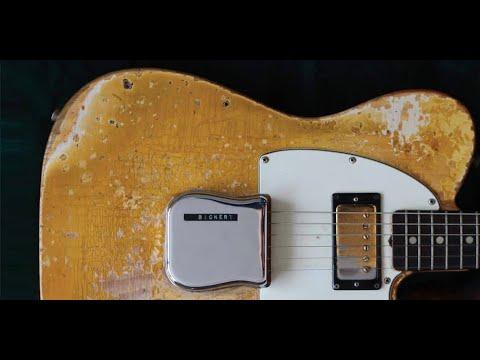 Ed Bickert - Chord melody improvisation