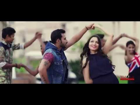 Pre - Wedding Ayush + Divya on Dheere Dheere by Honey Singh at ITC Grand Bharat