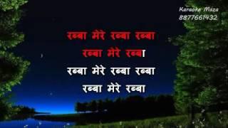 Is Pyar Ko Main Kya Naam doon - Karaoke - Mujhe Kuch Kehna hai - Sonu Nigam