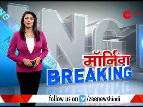 Morning Breaking: CRPF sepoy kills senior over dispute in Greater Noida