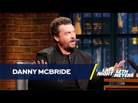 Danny McBride Got Naked During a Gentleman's Weekend with Will Ferrell