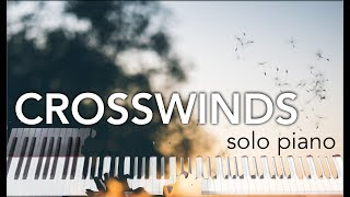 Video Crosswinds - Solo piano with free sheet music download MP3, 3GP, MP4, WEBM, AVI, FLV September 2018