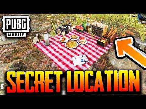 Secret Location Easter Egg +  KILLS in PUBG MOBILE