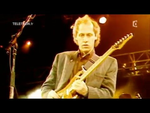 Dire Straits & Eric Clapton.Brothers In Arms 1988 Wembley.