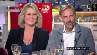 Quand Belmondo parle de Belmondo  - C à vous - 29/11/2016