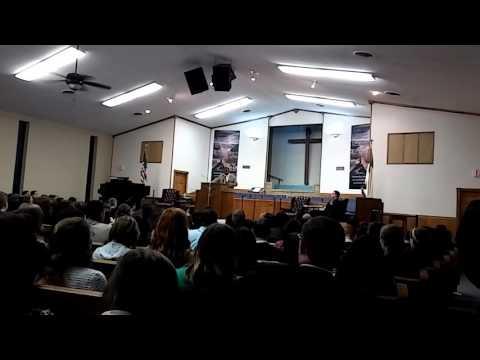 Youth Rally Open Door Baptist Church, Mesquite,TX