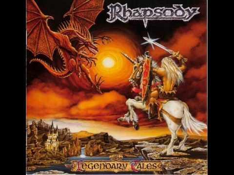 Rhapsody of Fire-Virgin Skies & Land Of Inmortals