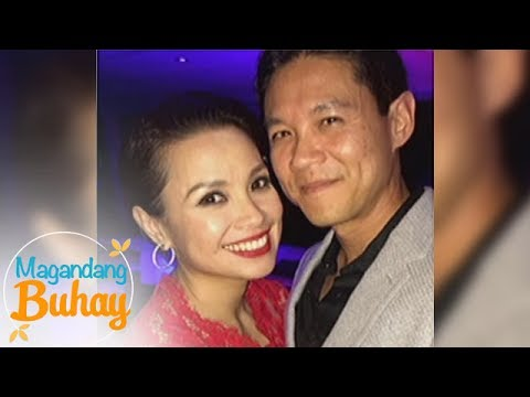 Magandang Buhay: Lea's relationship with her husband - YouTube
