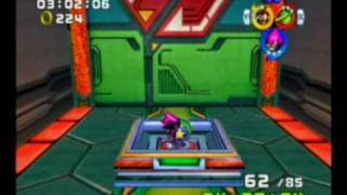 Sonic Heroes All A-ranks/120 Emblems - Team Chaotix Stage 3 - Grand Metropolis (extra mission)