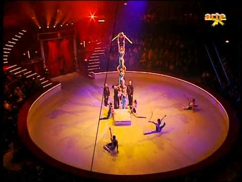 The Guangdong Acrobatic Troupe