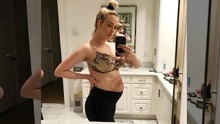 Peta Murgatroyd of 'Dancing With The Stars' Shares Intimate Post-Pregnancy Photo