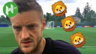 Jamie Vardy: England World Cup camp has same vibe as Leicester's title-winning squad