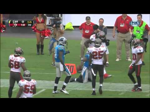 Tampa Bay Buccaneers 2013 Safeties Dashon Goldson and Mark Barron Highlights