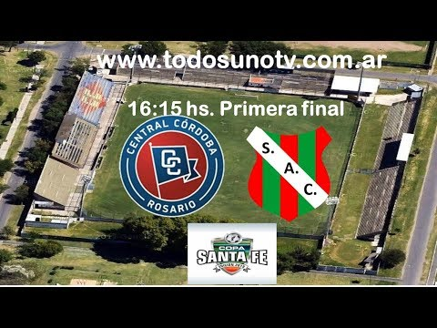 Central Córdoba vs. Sportivo Las Parejas - CSF - Final Ida