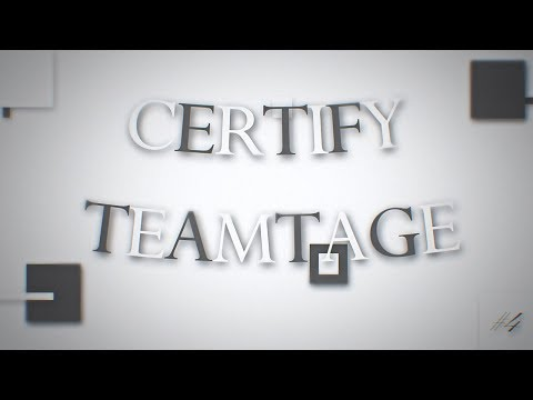 "Obvious - TeamTage ""Certify 4"" by Suu"