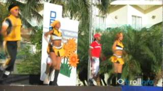dreams la romana resort spa dominican republic entertainment b roll travel video footage