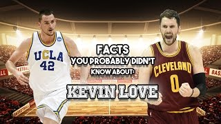 15 awesome facts you probably didn't know about kevin love