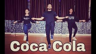 Luka Chuppi: Coca Cola song | Kartik A, Kriti S | Tony Kakkar, Neha Kakkar | Choreography Hiten K